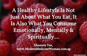 3_A healthy lifestyle